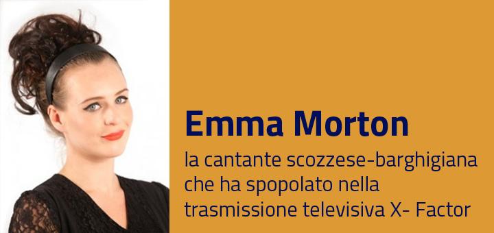 A colloquio con… Emma Morton