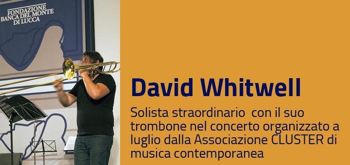 A colloquio con… David Whitwell