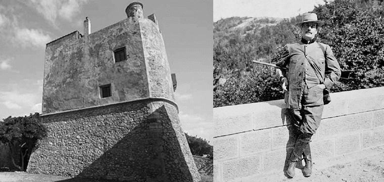 La torre di Puccini e la Guardia di Finanza