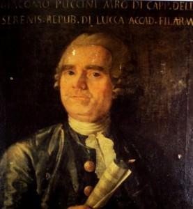 4) Giacomo Puccni senior