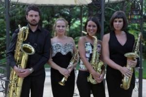 5) Quartetto saxofoni