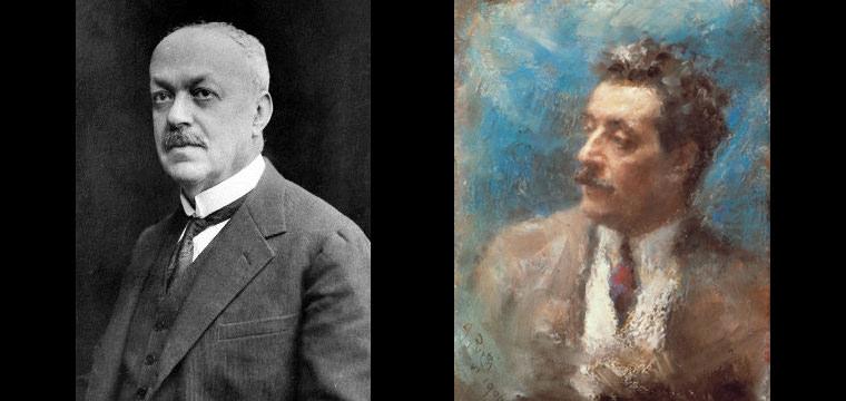 Giacomo Puccini, Italo Svevo e Arturo Rietti