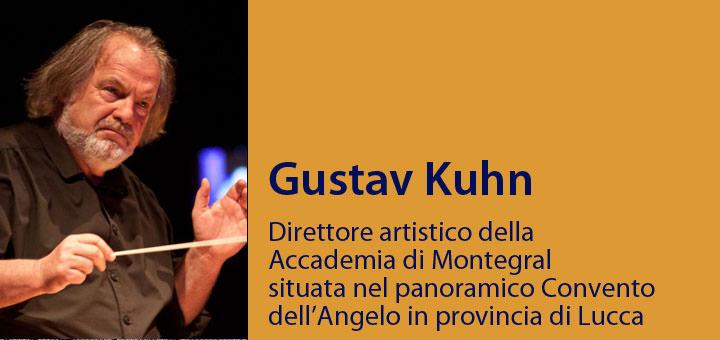 A colloquio con… Gustav Kuhn