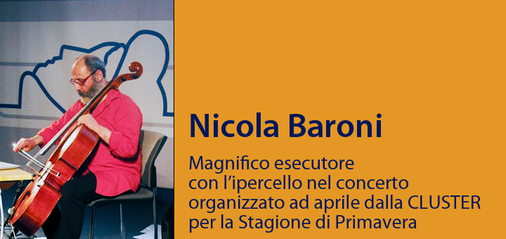 A colloquio con…Nicola Baroni