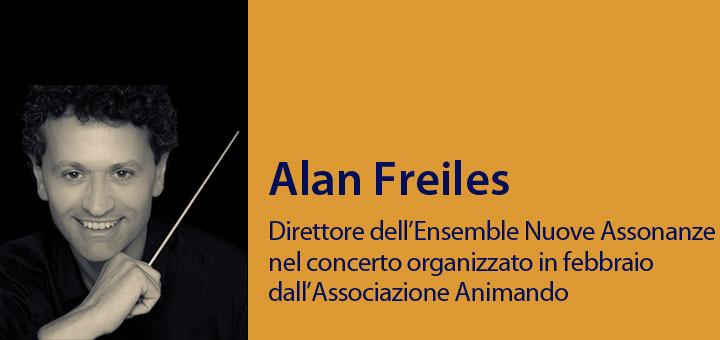 A colloquio con… Alan Freiles