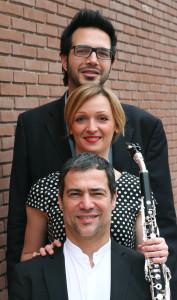 13) Alessandro Carbonare clarinet trio
