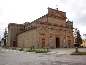 27) Chiesa di segromigno in piano