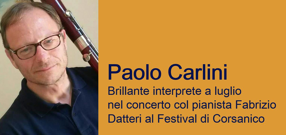 A colloquio con… Paolo Carlini