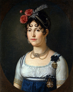 Maria Luisa di Borbone duchessa di Lucca