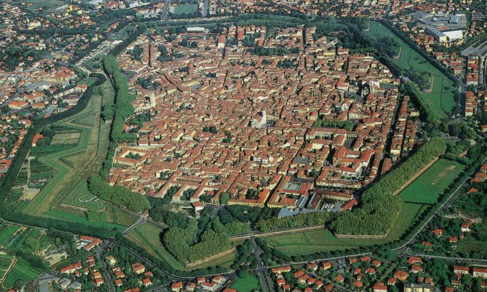 """Lucca e il suo """"atmosfero"""""""