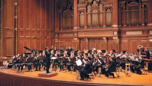 Orchestra of the New England Conservatory