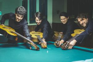 Boccherini Guitar Quartet