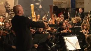 Orchestra Filarmonica di Lucca diretta da Andrea Colombini