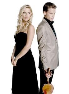 Kirill Troussov and Alexandra Troussova