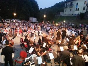Un concerto del Serchio delle Muse