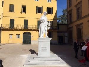 Monumento lucchese a   Francesco Xaverio Geminiani