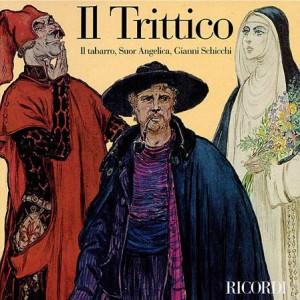Trittico libretto