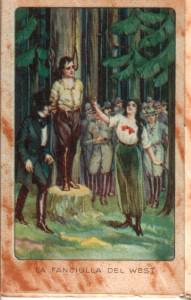 libretto La Fanciulla del West