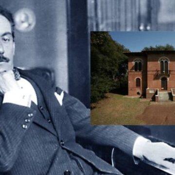 Chiatri Puccini, ed un ecologista ante litteram