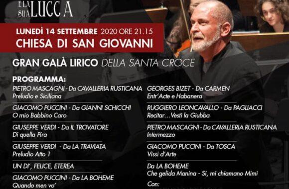 """""""Puccini e la sua Lucca Festival"""": quando la musica è alta sartoria. Intervista ad Andrea Colombini"""