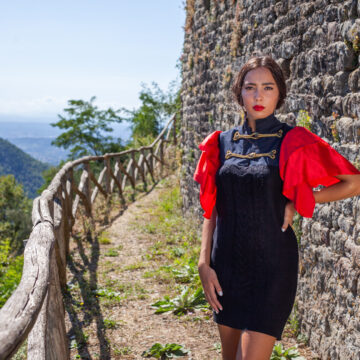 Destino, volontà e fortuna: in viaggio con Miriam Bianchi dentro al Fashion design