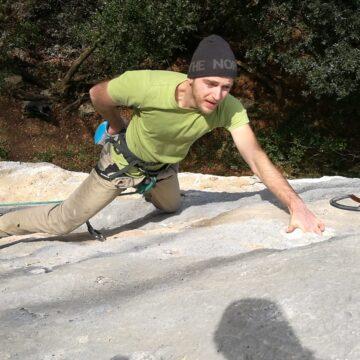 Psicologo e arrampicatore: la verticalità di Ivan Maffei nello sport e nella vita