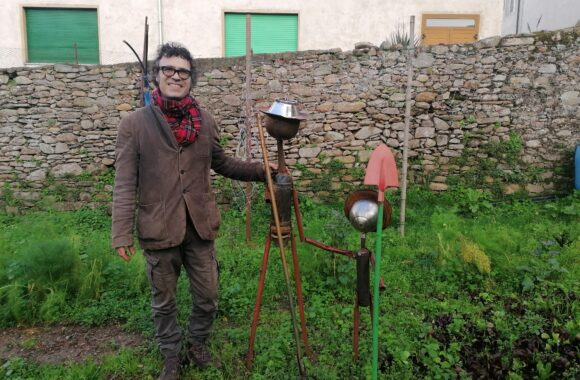 Diego Scarpellini: l'arte del riuso come pratica ecologica ed esercizio interiore
