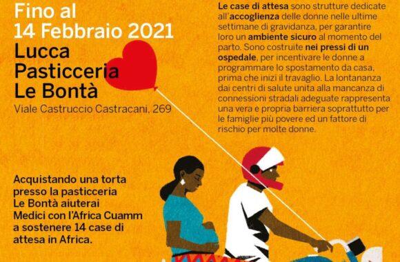 "Medici con l'Africa Cuamm: insieme alla pasticceria ""Le Bontà"" nasce una raccolta fondi per le case di attesa in Africa"
