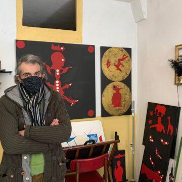 Fabrizio Barsotti: un pittore con i Fossi nell'anima, più che una questione di cuore