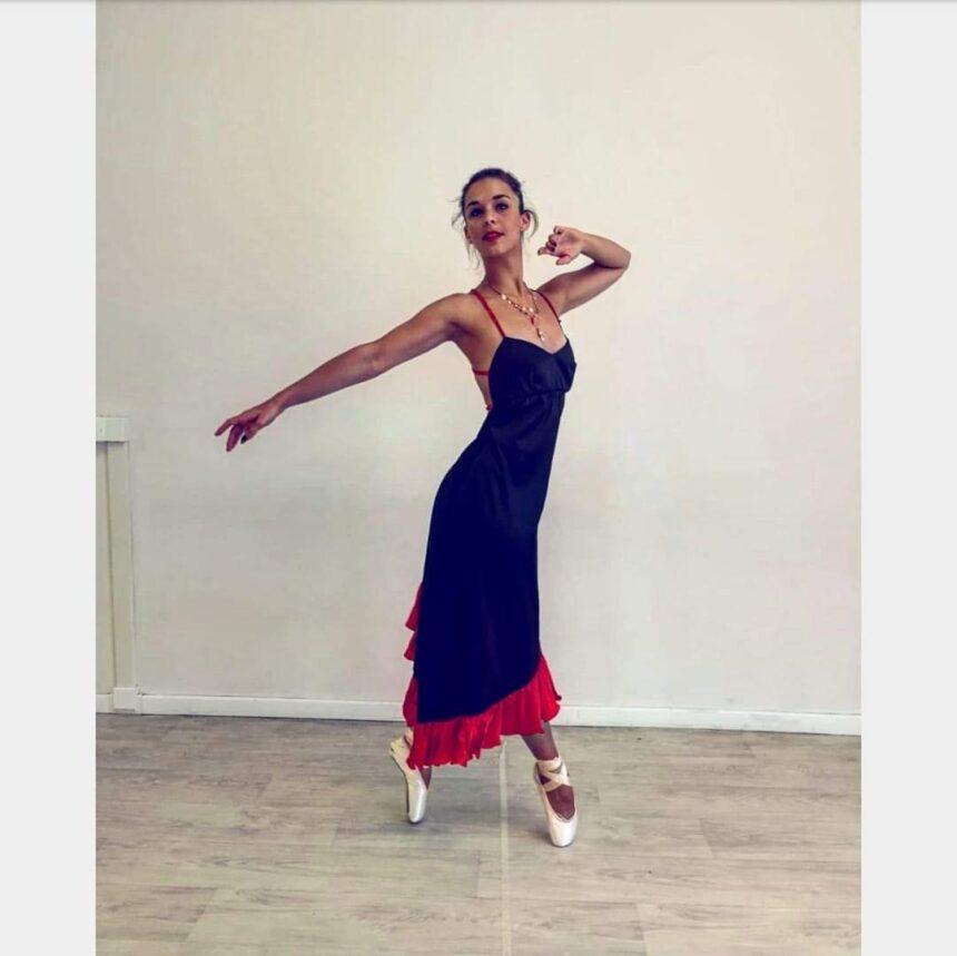 Giuditta di Pego: «A trent'anni dalla prima volta in una sala di danza, insegno a ballare alle mie piccolissime allieve»