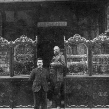 Dentro al negozio più antico di Lucca: la storica gioielleria Carli