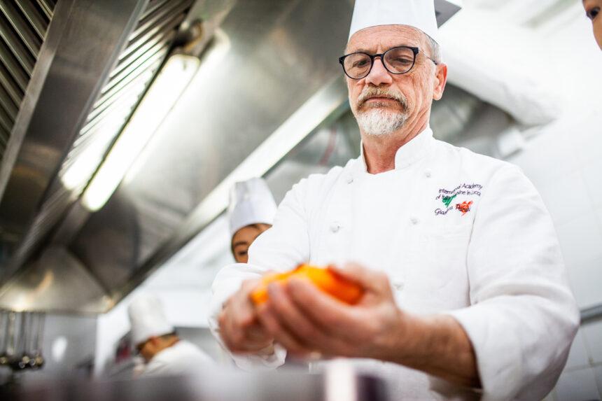Gianluca Pardini e la sua Italian Cuisine: educare alla cucina, tra tradizione e innovazione