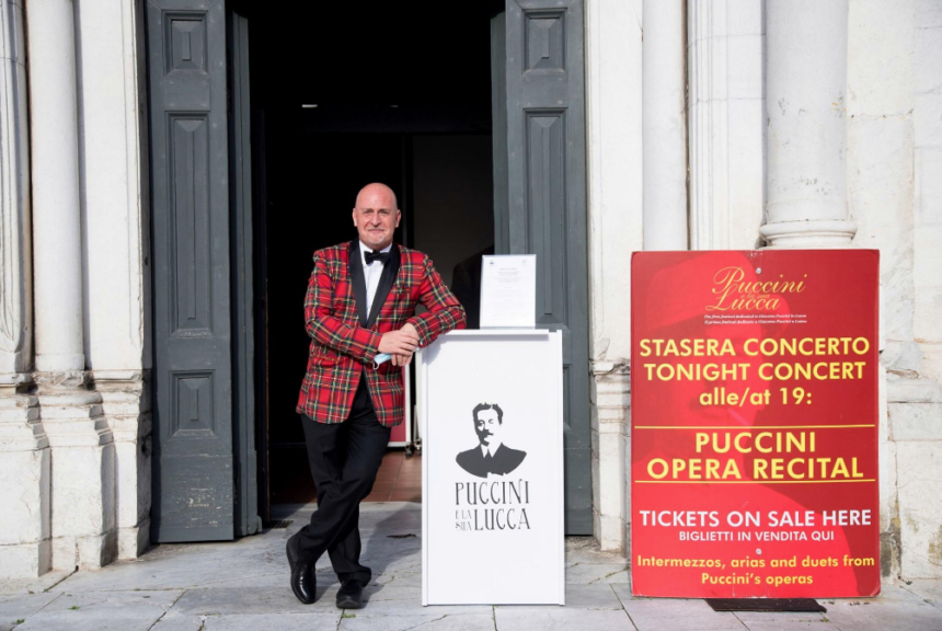 """""""Puccini e la sua Lucca Festival"""": come continuare a donare"""