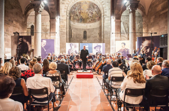 Puccini e la sua Lucca: dal 1 luglio tornano i concerti tutti i giorni in San Giovanni