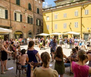 Music is life, a Lucca il vertice sui progetti sociali mondiali